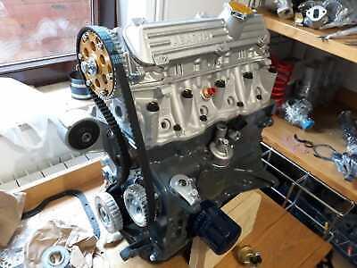 FIAT 128 X1/9 UNO TIPO PUNTO PERFORMANCE ENGINE SOHC ABARTH N/A MOTORSPORT