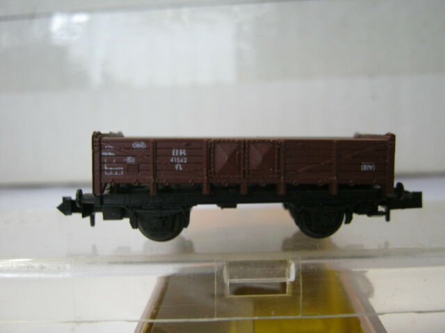 Roco N 2309 Niederbordwagen DB (RG/RP/372-5S5/4)
