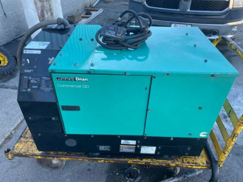 Cummins 12hdkcd-2209g Diesel Commercial Generator