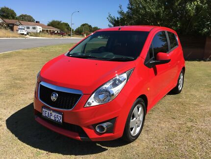 2012 Holden Barina Spark  Edgewater Joondalup Area Preview