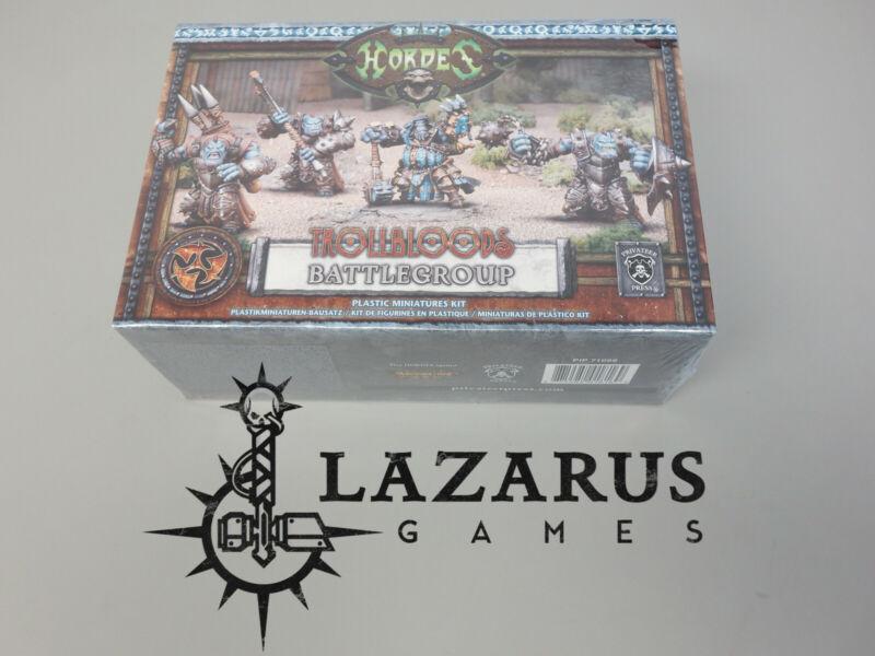Hordes: Trollbloods - Battlegroup (Privateer Press, PIP71057 NiB)