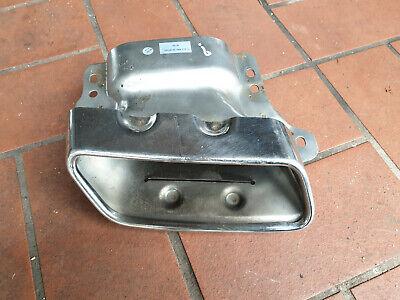 Original Mercedes A S CL W176 W221 W216 Auspuffblende Endrohr rechts A2214903627