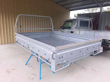Tray landcruiser 79series Speewah Tablelands Preview