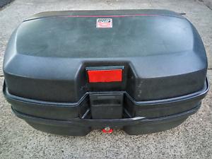 Givi motorcycle topbox storage St Kilda East Glen Eira Area Preview