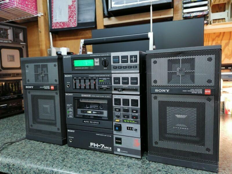 Sony FH - 7 mk ll Boombox.