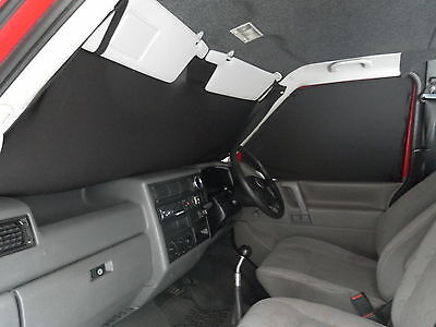 Vw T4 Transporter Screen Curtains Campervan Curtains Cab