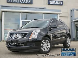 2014 Cadillac SRX ONE OWNER NO ACCIDENTS Heated Leather Bluetoot