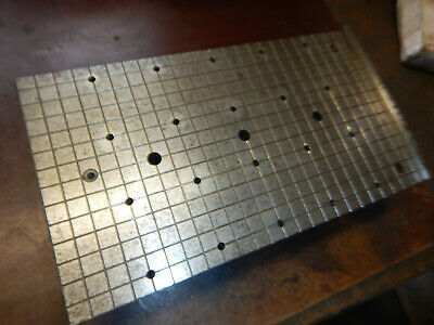 Older Do All Doall 10 Sine Plate Slab 141-47 Machinist Tool Jig Fixture