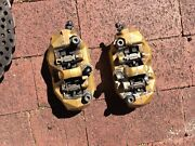 04-05 ZX10R Kawasaki Front Brake Calipers  Yokine Stirling Area Preview