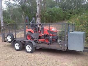 Mowing & Slashing Acreage business for sale Pullenvale Brisbane North West Preview