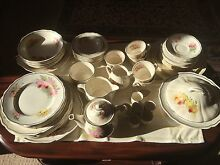 ROYAL DOULTON ORCHID DINNERSET Sandy Bay Hobart City Preview