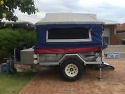 Camper Trailer - OFF ROAD Mullaloo Joondalup Area Preview