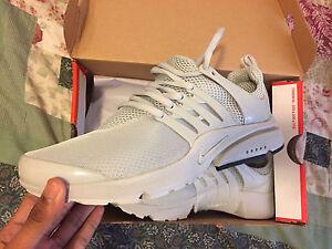 Nike presto all gray