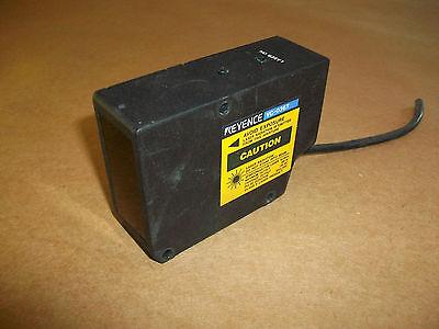 Keyence Laser Micrometer Sensor Vg-036t  Used