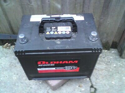 OLDHAM ADVANCED 570 CCA / 20AH - 068 - NISSAN QASHQAI BATTERY - NORTH LONDON N8