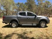 2016 Mitsubishi Triton Ute Kangaroo Flat Bendigo City Preview