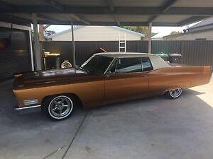 1967 Cadillac coupe rat rod Hotrod ford chev Boolaroo Lake Macquarie Area Preview