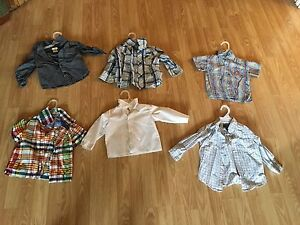 12-24 month dress shirts