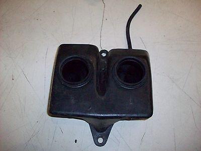 1976 YAMAHA XS500C AIR CLEANER CASE 2 OEM