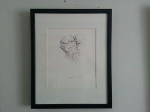 Jesus - Signed Lithograph by Listed Canadian Artist Mary Hecht