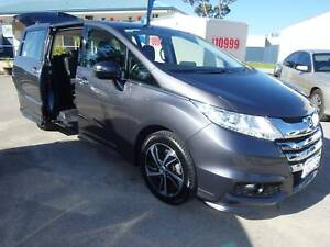 2014 HONDA ODYSSEY 5TH GEN Vti-L 7 SEATER PEOPLE MOVER East Rockingham Rockingham Area Preview