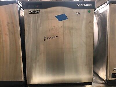 Scotsman N1322w-32 Prodigy Plus Nugget Ice Maker Used 5 Years 1514 Capacity