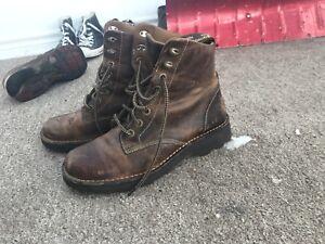 Dr Marten Boots Size 10