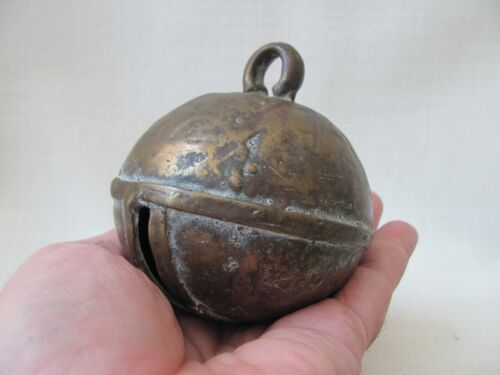 Antique Bronze Bell from Indonesia (Southeast Asia)