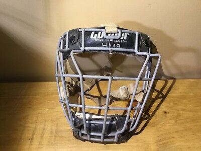 Face Masks Vintage Hockey Goalie Mask