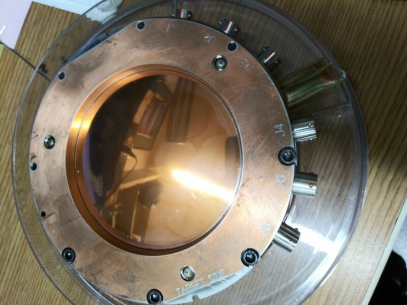 Varian Ion Chamber Assembly 10002949505 Rev H