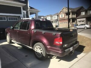 2007 Ford Explorer Sport Trac XLT Uses less gas