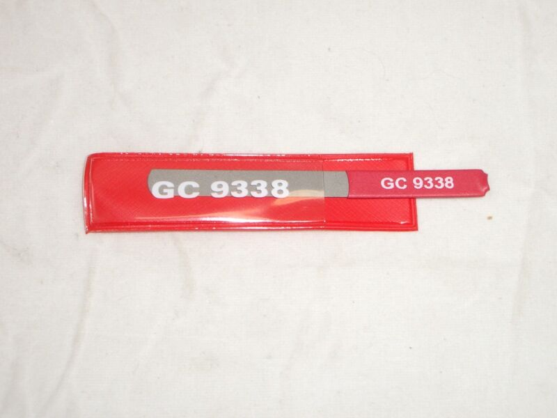 """GC ELECTRONICS 9338 LARGE CONTACT BURNISHER .250"""""""