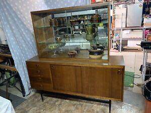 Mid century Vintage Carricks sideboard, retro, vintage buffet