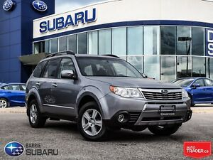 2010 Subaru Forester 2.5X Touring at