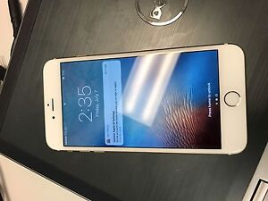 iPhone 6 Plus - unlocked -gold - 5 months old from Apple Store