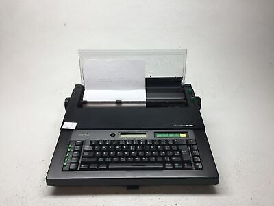 Vintage Brother Ce 70 Executron 70 Typewriter Word Processor Tested And Working
