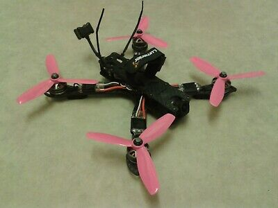 RC Racing Drone Xhover Stinger Kiss FC Lumenier motors 5.8GHz FPV TBS Quadcopter