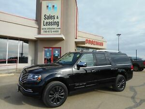 2017 Lincoln Navigator L Select/Nav/Sunroof NO CREDIT CHECK FINA