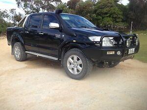 2011 Toyota Hilux Ute black extras Keith Tatiara Area Preview