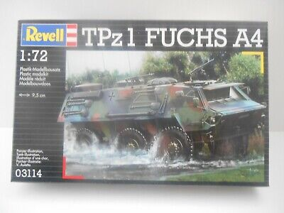 Revell 03114 TPz 1 Fuchs A4 1:72 Neu und OVP.