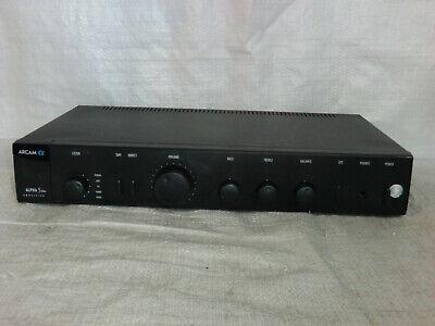 Amplifier Arcam Alpha 5 Plus Vintage Hi Fi Separate Integrated Stereo Amplifier