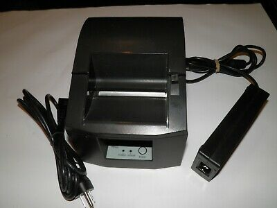 Star Tsp600 Thermal Pos Receipt Printer 613c Parallel With Power Supply