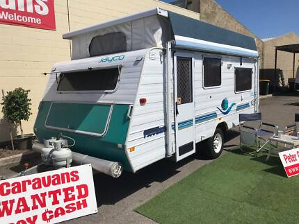 2005 Jayco Freedom Pop Top with Air Conditioning
