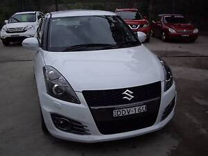 2015 Suzuki Swift Hatchback Waitara Hornsby Area Preview