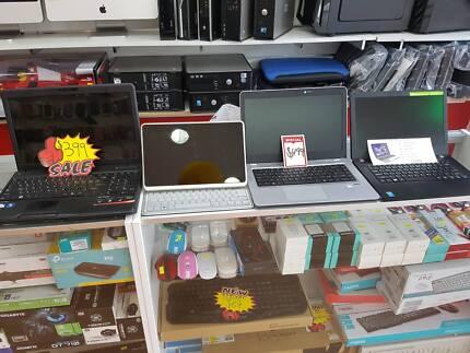 Computer shop for sale