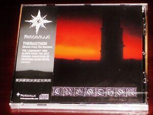 Thergothon: Stream From The Heavens CD 2013 Reissue Peaceville UK CDVILED231 NEW