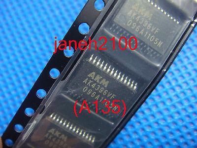 20pc Original Akm Ak4396 192khz 24-bit Miracle Dac Ak4396vf Soic
