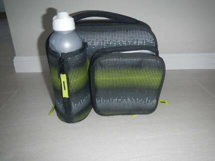 Lunch Bag and drink bottle for back to school 2018