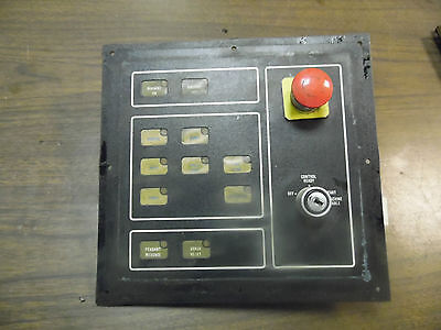 Cincinnati Operator Panel, 3-525-0915A, Rev A, 3 531 3904A, 3 531 3905A, Used