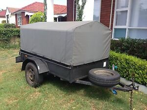 Camping trailer - for hire Matraville Eastern Suburbs Preview